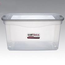 Caja Plástica Apilable Organizadora 63 Lts Colombraro Packx6
