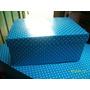 Caja De Cartón Forrada Papeles Plastificados 50 Unidades