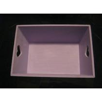 Caja Porta Cosméticos Colores Pastel A Elección.