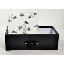 Cajas De Cartón Artesanales Forradas En Papel Vinilizado