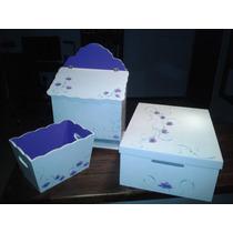Pañalera,caja Y Organizador Envios A Todo El Pais