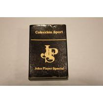 Caja De Fosforos John Player Special Años 80 Unica La Plata