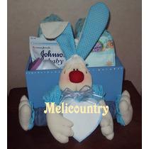 Muñecos Country Caja Porta Cosmeticos