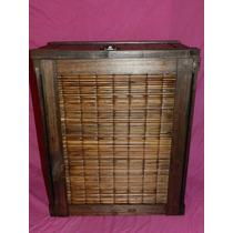 Guardarropas,madera Junco,ordenador,baul,50x40x60 Olivosonce