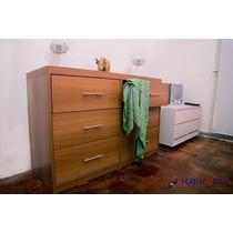 Comoda Cajonera Chifonier Dormitorio 6 Cajones Cama!! Oferta