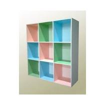 Mueble Infantil Biblioteca Portajuguetes