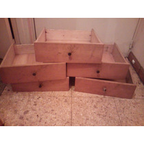 Vendo 5 Cajoncitos