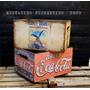 Cajones Madera Vintage Antiguo Deco Coca Jack Daniels Pepsi