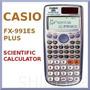 Calculadora Casio Fx 991es Plus.. Envios A Todo El Pais