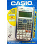 Calcu Casio Científica Fx-570es Plus + Hl4 Regalo Local