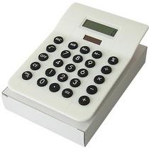 12 Calculadoras De Escritorio Panel Solar Pantalla 8 Dígitos