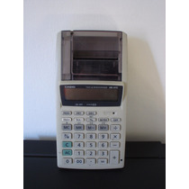 Calculadora Impresora Casio Tax & Exchange Hr-8te Repuesto