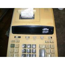 Calculadoras Impresoras Cifra, Casio, Etc