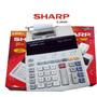 Calculadora Impresora Sharp, 220 V, 12 Dígitos, Bicolor