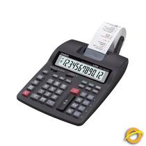 Calculadora Impresora Casio De 12 Digitos Hr150tmbk Rollo
