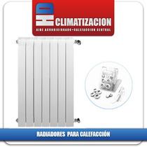 Radiador De Calefaccion De Aluminio Pluss/helyos 500 Tsa