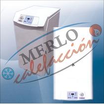 Caldera Caldaia Duo 23000 Kcal/h Tiro Forzado Bs S Merlo
