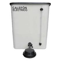 Calefon Electrico De Plastico 20 Litros Con Duchador.
