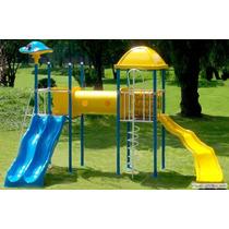 Planos De Juegos Infantiles, Toboganes, Calesitas, Hamacas