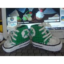 Zapatillas Tejidas Converse Bebe