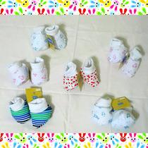 Escarpines De Algodón Para Bebés