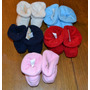 Pantuflas Polar Para Bebé. Little Treasure.