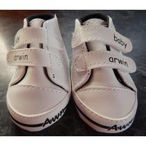 Zapatillas Con Abrojo Para Bebes No Camintes Oferta Miralas