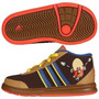 Zapatillas Adidas Sheriff Looney Toon Talle 17 Import Nuevas