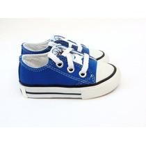 Zapatillas Bebés Niños Tipo All Star Converse 17 Al 26