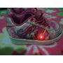 Zapatillas Disney Con Luz Minnie Adnice Talle 23.preciosas