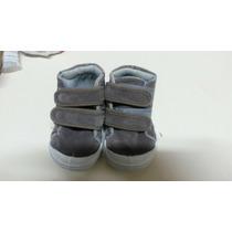 Zapatillas Botas Botitas Velcro Gamuzadas Cheeky Bebe Nene