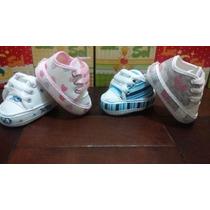 Zapatillas No Caminantes Bebes Recién Nacidos