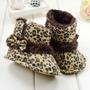 Botas Botitas Invierno Animal Print Para Bebe Divinas!!
