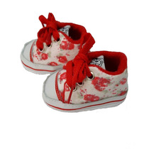 Zapatillas De Bebe Invierno No Caminantes Con Cordones