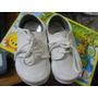 Zapatos De Bebé N17 Blancos