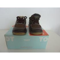 Zapatos Zapatillas Toot Número 18, Como Nuevos!