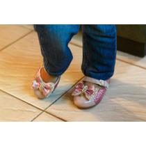 Zapatos Guillerminas Para Nena Con Suela Antideslizante!!
