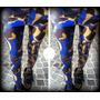 Calza Leggins Camuflada/militar/negro/azul/dorada/legs