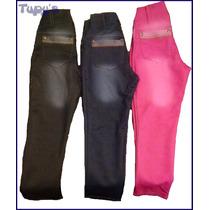 Leggins Calzas Jeans Para Niñas. Ventas Pror Mayor Y Menor