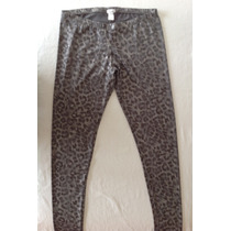 Tivoglio. Calzas Animal Print. Talle M