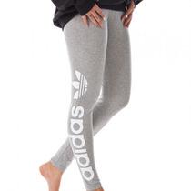 Adidas Calzas Originals Trifolio Mujer