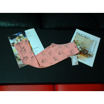 Calzas De Nucleo Nenas, Algodon, Estampada, Talle, 4 6 8 10