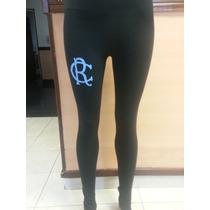 Calza Lycra Con Algodon Racing Club