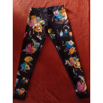 Calzas Nenas, My Little Pony, Hora Aventura,pooh, Disney