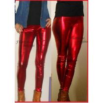 Calzas Engomadas Negras-rojas-azules-dorada Talle:1-2 Y 3 F.