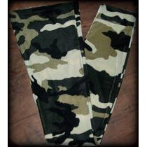 Calza Camuflada/ Militar/ Oxford Chiffon/terciopelo/leggins/