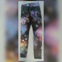 Calzas Chupin Con Toda La Onda, Modelo Galaxia!