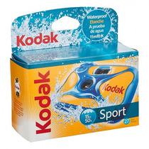 Cámara Descartable Sumergible Acuática Kodak. Hasta 15 Mts.