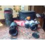 Camara Canon Av-1 Lente Fd 50mm 1:1.8 Zoom Canon 70/210