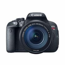 Camaras Reflex Canon Eos T5i Rebel + 18-135 Full Hd 18mp